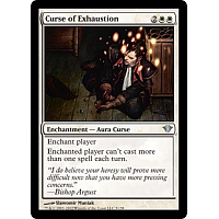 Curse of Exhaustion