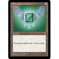 Emerald Medallion