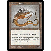 Metallic Sliver