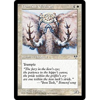 Iron Tusk Elephant
