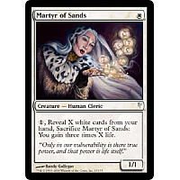 Martyr of Sands
