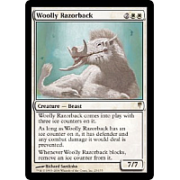 Woolly Razorback