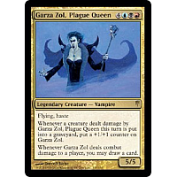 Garza Zol, Plague Queen