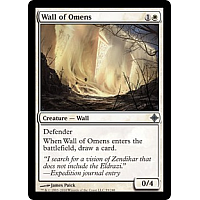 Wall of Omens ( Foil )