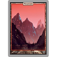 Mountain (Full art) (Foil)