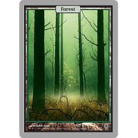 Forest (Foil) ( Full art )