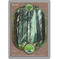 Forest ( Full art )