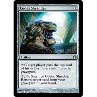 Codex Shredder
