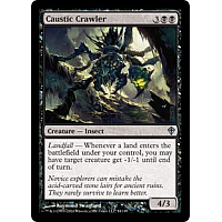Caustic Crawler