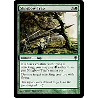Slingbow Trap