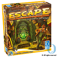 Escape - The Curse of the Temple (Svenska)