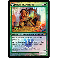 Mayor of Avabruck ( Promo ) ( Foil )