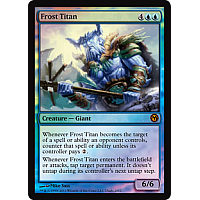 Frost Titan (Duels of the Planeswalkers 2012 - PC)