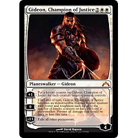 Gideon, Champion of Justice (Foil)