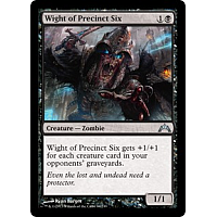 Wight of Precinct Six