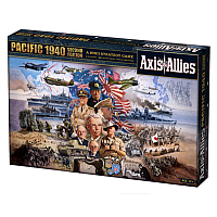 Axis & Allies Pacific 1940 (Second Edition)