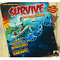 Survive, Escape from Atlantis (Nordisk)