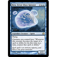 Kira, Great Glass-Spinner
