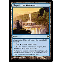 Magosi, the Waterveil