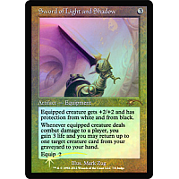 Sword of Light and Shadow (judge foil)