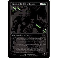 Garruk, Caller of Beasts (SDCC Promo)