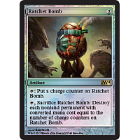 Ratchet Bomb (M14 Box Promo)
