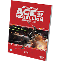 Star Wars: Age of Rebellion - Beta