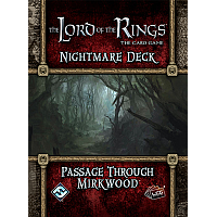 Lord of the Rings: The Card Game: Passage through Mirkwood - Nightmare Deck