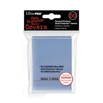 Sleeve Covers Standard Deck Protectors 50ct_boxshot