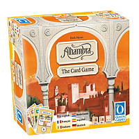 Alhambra The Cardgame