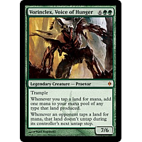 Vorinclex, Voice of Hunger