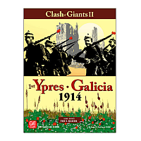 Clash of Giants II: 1st Ypres Galicia 1914