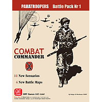 Combat Commander: Paratroopers - (Battle Pack 1 zip)