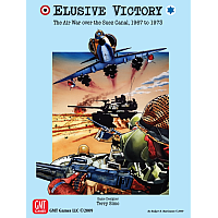Elusive Victory: The Air War over the Suez Canal, 1967-1973