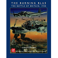 The Burning Blue - The Battle of Britain, 1940