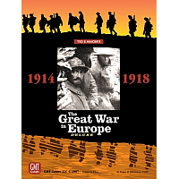 The Great War in Europe Deluxe 1914-1918
