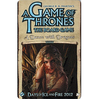 A Game of Thrones: The Board Game (Second Edition): A Dance With Dragons POD