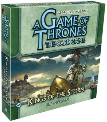 AGoT: The Card Game: Kings of the Storm_boxshot