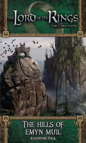 Lord of the Rings: The Card Game: The Hills of Emyn Muil_boxshot