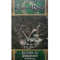 Lord of the Rings: The Card Game: Return to Mirkwood