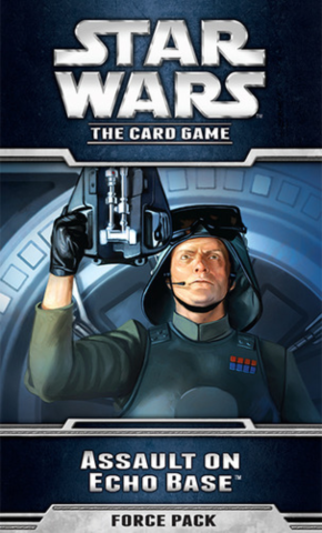 Star Wars: The Card Game - Hoth #4: Assault on Echo Base_boxshot