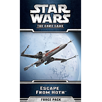 Star Wars: The Card Game - Hoth #6: Escape from Hoth
