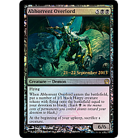 Abhorrent Overlord (Prerelease)
