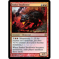 Ember Swallower (prerelease promo)