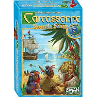 Carcassonne: South Seas (Engelsk)
