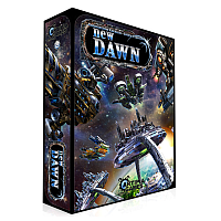 New Dawn (Amongst the Stars - Standalone Sequel)