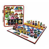 Super Mario Chess Tin Box (Schack)