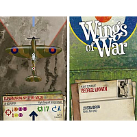 Wings of War: Flying Legends Squadron Pack