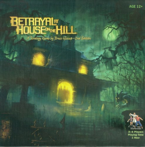 Betrayal at House on the Hill (Second edition)_boxshot