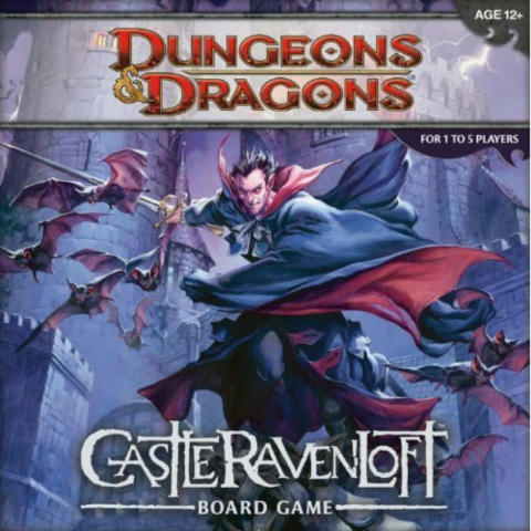 Castle Ravenloft (Dungeons & Dragons Board Game)_boxshot